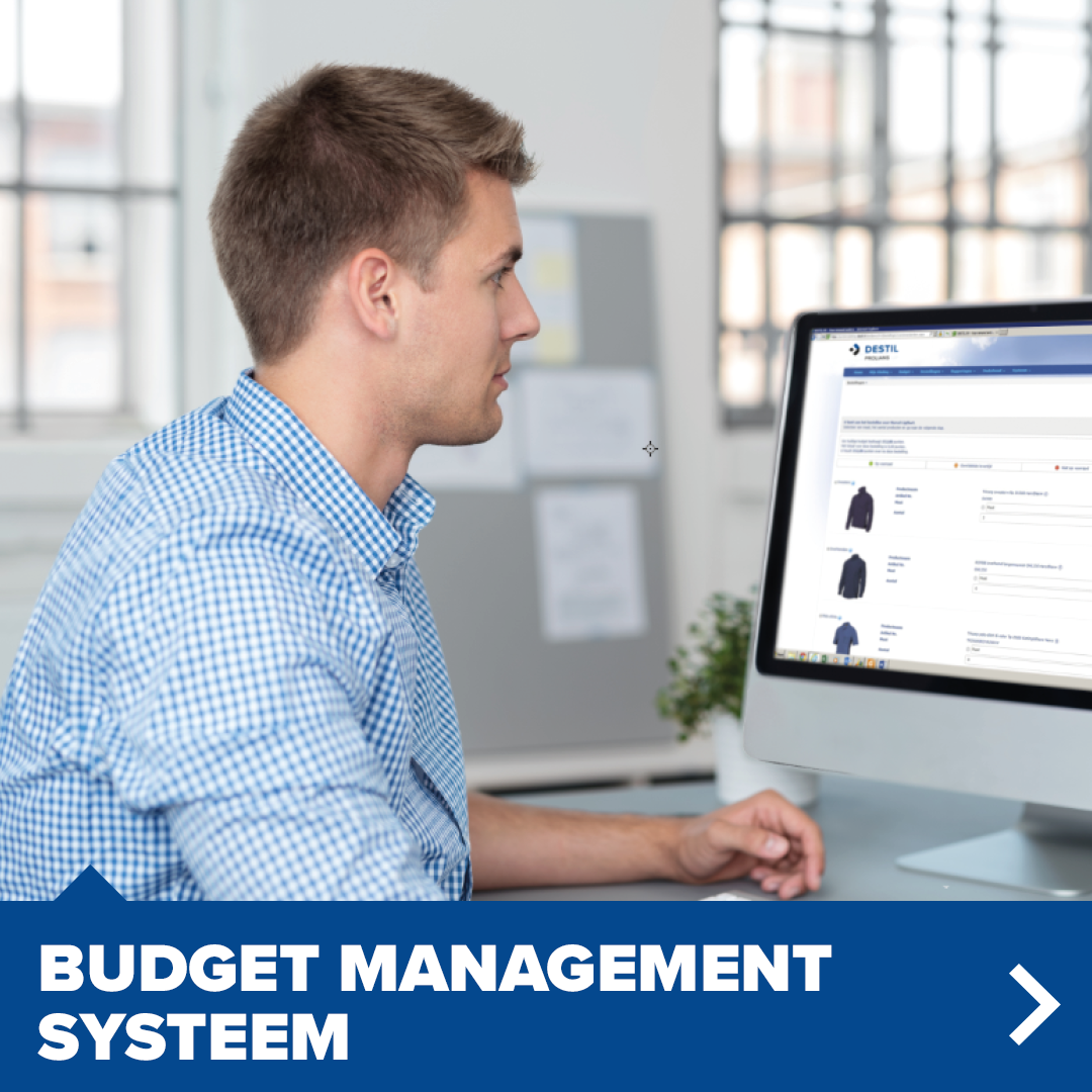 Budget Management Systeem