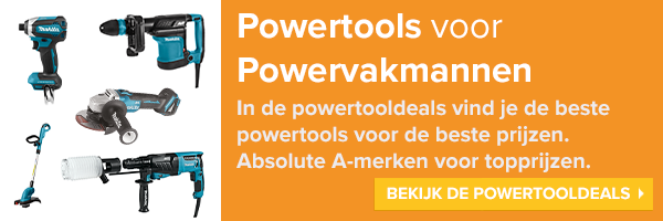 Scoor een topprijs in de DESTIL Powertooldeals