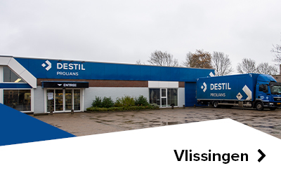 DESTIL Prolians vestiging Vlissingen