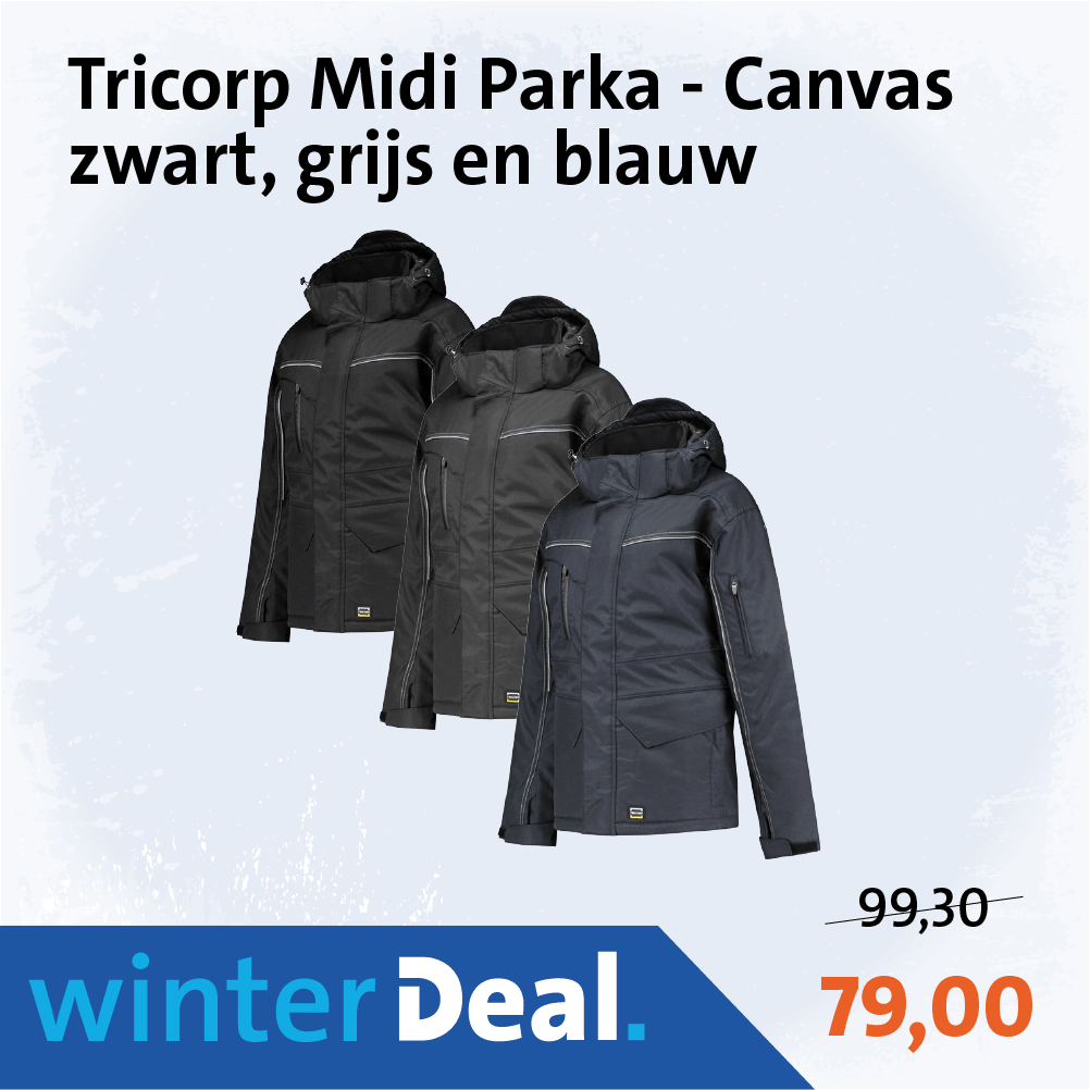 Tricorp Parka