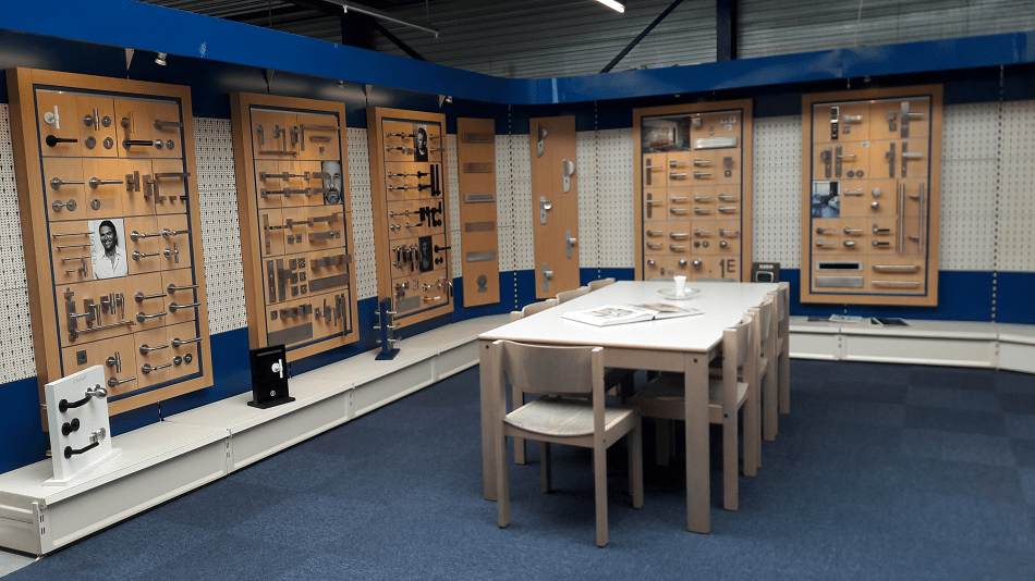 Showroom Den bosch