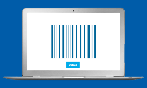 barcode upload