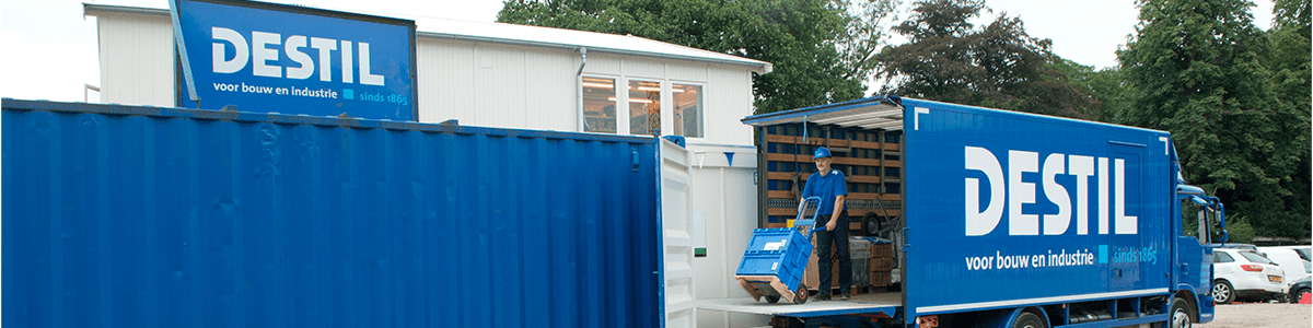 Digitale bouwcontainer