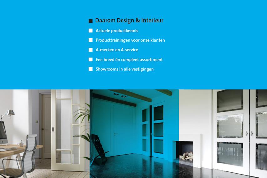 Design interieur for Interieur designer vacature